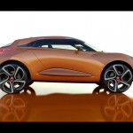 2011 Renault CAPTUR Concept Wallpapers