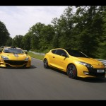 2011 Renault Megane R.S. Trophy Wallpapers