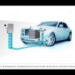 2011 Rolls-Royce 102EX Phantom