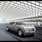 2011 Rolls Royce Ghost Extended Wheelbase Wallpapers