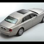 2011 Rolls Royce Ghost Extended Wheelbase Wallpapers