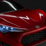 2011 Scion FR S Concept Wallpapers