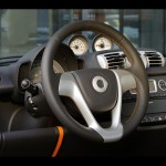 2011 Smart Fortwo Nightorange Wallpapers