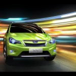 2011 Subaru XV Concept Wallpapers