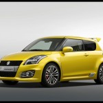 2011 Suzuki Swift S Concept Wallpapers