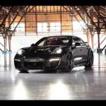 2011 TechArt Porsche Panamera GrandGT Carbon Kit Wallpapers