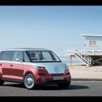 2011 Volkswagen Bulli Concept Wallpapers
