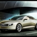 2011 Volvo Concept Universe Wallpapers