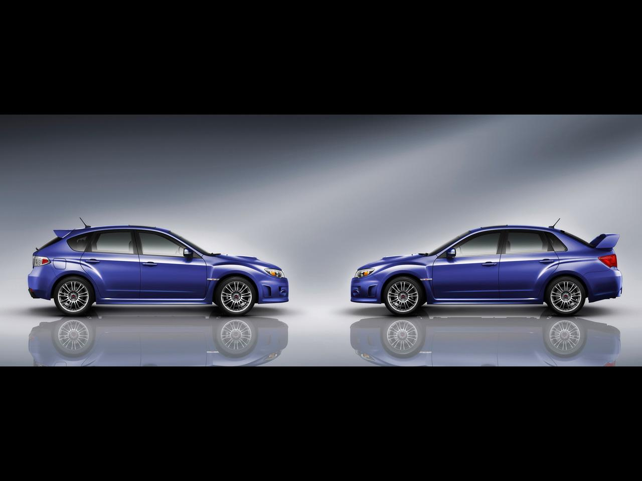 Wrx Vs Gti >> 2011 Subaru Impreza WRX STI Wallpapers by Cars-wallpapers.net