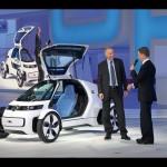2011 Volkswagen NILS Wallpapers