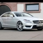 2011 Carlsson CK63 RS Mercedes-Benz CLS 63 AMG
