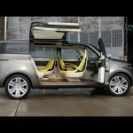 2011 Kia KV7 Concept Car Wallpapers
