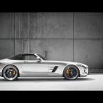 2011 Kicherer Mercedes-Benz SLS Supersport GTR