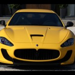 2011 Novitec Tridente Maserati GT MC Stradale Wallpapers