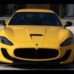 2011 Novitec Tridente Maserati GT MC Stradale