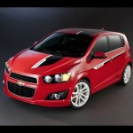 2011 Chevrolet Sonic Z-Spec #1 Concept