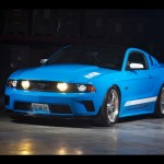 2011 H&R Springs Ford Mustang GT 5.0 Project Legend Wallpapers