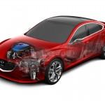 2011 Mazda Takeri Concept
