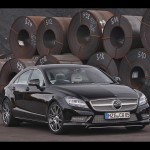 2012 Carlsson Mercedes Benz CLS CK63 Wallpapers