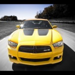 2012 Dodge Charger SRT8 Super Bee Wallpapers