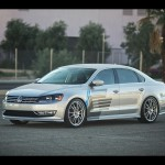 2012 H&R Springs Volkswagen Passat Project Wallpapers