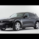 2012 Lorinser Infiniti FX Wallpapers