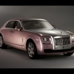 2011 Rolls Royce Rose Quartz Wallpapers