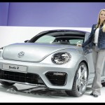 2011 Volkswagen Beetle R Concept Wallpapers