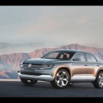 2011 Volkswagen Cross Coupe Concept Wallpapers