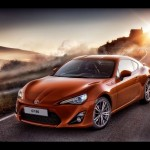 2012 Toyota GT 86 Wallpapers