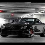 2012 Wheelsandmore Mercedes-Benz SLR McLaren