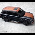 2012 A Kahn Design Range Rover Vesuvius Sport 300