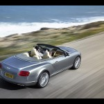 2012 Bentley Continental GTC Wallpapers
