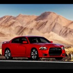 2012 Dodge Charger SRT8 Wallpapers