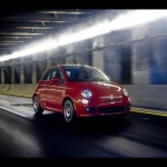 2012 Fiat 500 Wallpapers