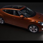 2012 Hyundai Veloster Wallpapers