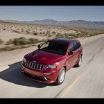 2012 Jeep Grand Cherokee SRT8 Wallpapers