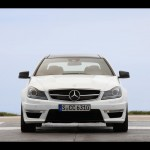 2012 Mercedes-Benz C 63 AMG Coupe