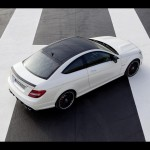 2012 Mercedes Benz C 63 AMG Coupe Wallpapers