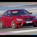 2012 Mercedes Benz C 63 AMG Coupe Black Series Wallpapers