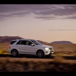 2012 Mercedes Benz M Class Wallpapers