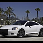 2012 Mitsubishi Eclipse SE Wallpapers