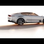 2011 Kia GT Concept Wallpapers