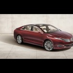 2012 Lincoln MKZ Concept Wallpapers