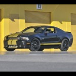 2012 Shelby GT 50th Anniversary Edition