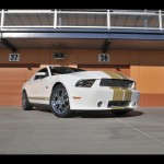2012 Shelby GT 50th Anniversary Edition Wallpapers