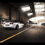 2012 TIKT Chevrolet Corvette C6 ZR1 Tripple X Wallpapers