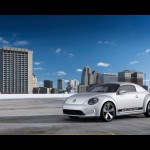 2012 Volkswagen E Bugster Concept Car Wallpapers