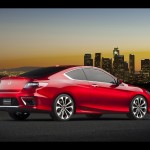 2013 Honda Accord Concept Wallpapers
