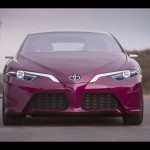 2102 Toyota NS4 Plug In Hybrid Wallpapers